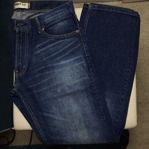 Levi 505 Straight Jean